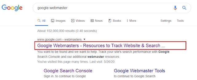 Begini Cara Daftar Sitemap Di Google Webmaster