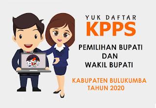 Pengumuman Pembentukan KPPS Pemilihan Serentak 2020