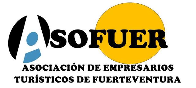 logoasofuer - Fuerteventura.- Asofuer se pone al servicio de todas las empresas turísticas y exonera del pago de la cuota a sus asociados