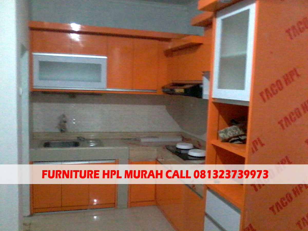 Hpl Murah Furniture Hpl Minimalis