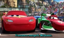 Download Cars 2 (2011) BluRay 480p & 3GP Subtitle Indonesia