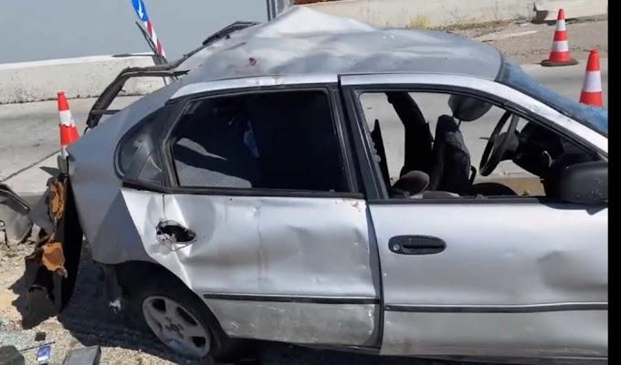 Τροχαίο στην Αλεξανδρούπολη με 7 νεκρούς - Το αυτοκίνητο που είχαν στοιβαχτεί 12 άνθρωποι