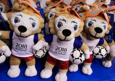 Mengulas Tentang Ragam Merchandise Piala Dunia Rusia 2018