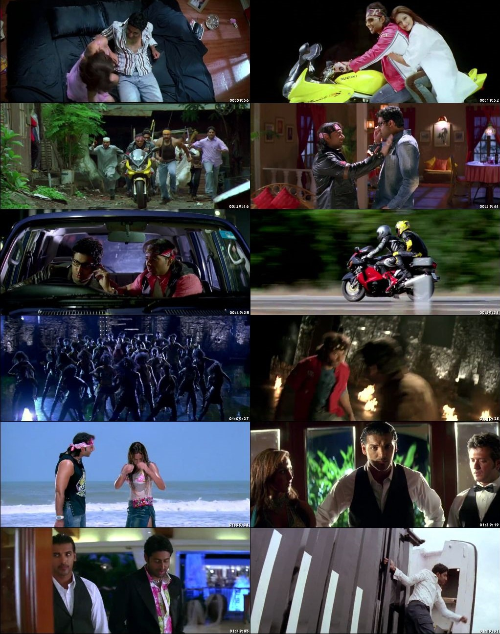 Dhoom 2004 Full Hindi Movie Online Watch