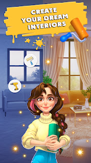 Interior Story – decorate your own dream house mod apk