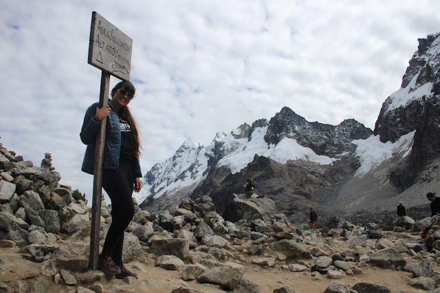 Salkantay Trek 2- Conquering Salkantay Pass