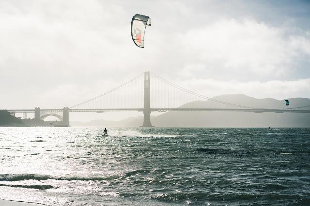kitesurf debutant commencer