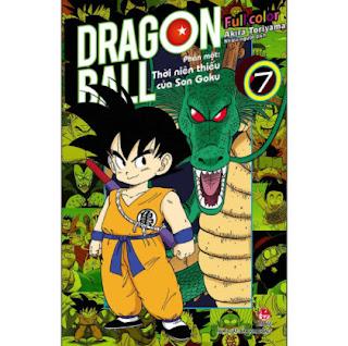 Dragon Ball Full Color - Phần Một: Thời Niên Thiếu Của Son Goku - Tập 7 ebook PDF EPUB AWZ3 PRC MOBI