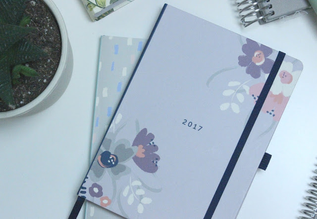 Busy B Busy Life Diary 2017 Review