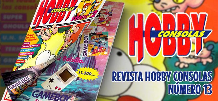 Revista Hobby Consolas Nº 13 (1992)