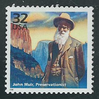 Celebrate Century 1900...John Muir