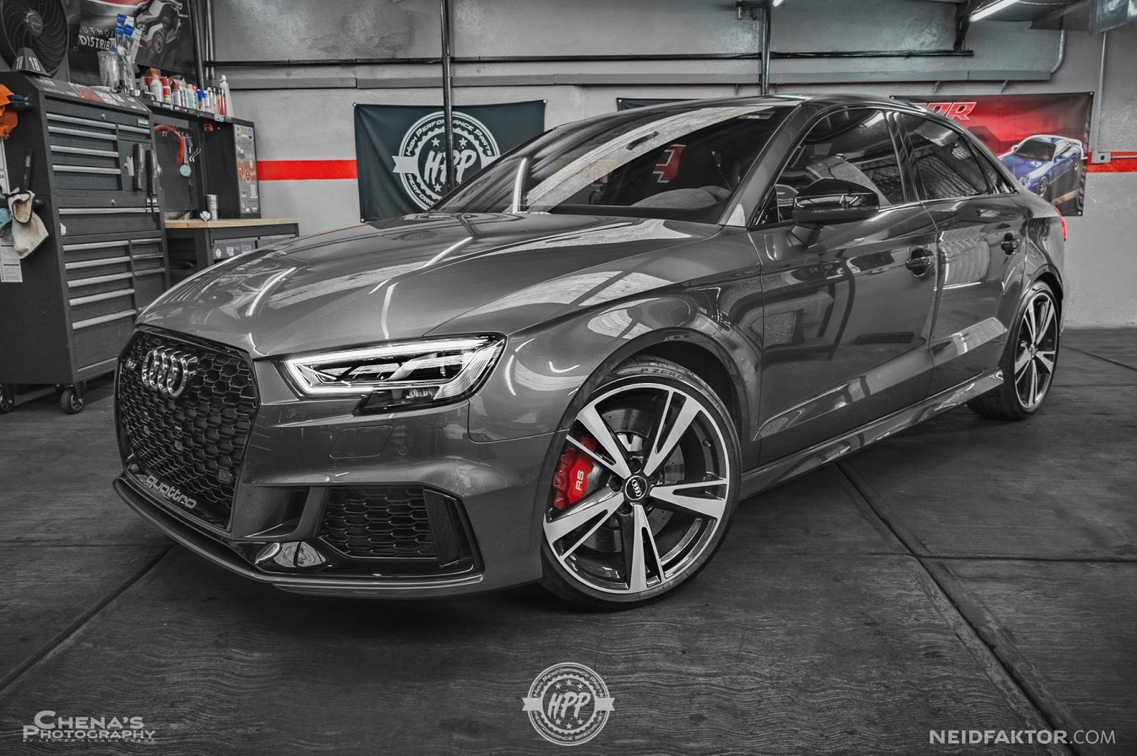 Dear Santa We D Like This Bespoke Audi Rs3 For Christmas