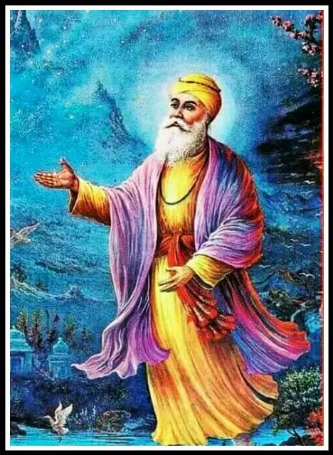 guru nanak dev ji wallpaper