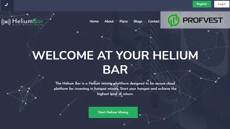 Helium обзор и отзывы HYIP-проекта