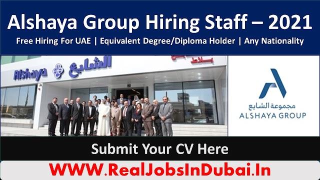 Alshaya Group Careers Jobs Vacancies In Dubai