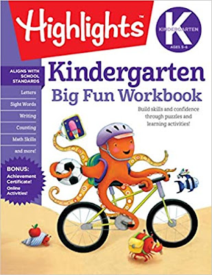 Highlights Kindergarten Big Fun Workbook