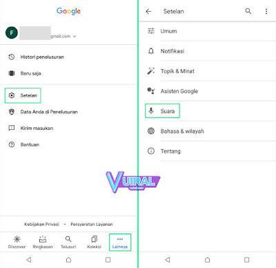 Cara Mengaktifkan Asisten Google Di HP Android Dengan Suara