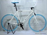 A 700C SunCity Fixie Bike