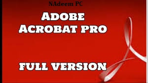 Adobe Acrobat Pro Free Download Full Version With Crack