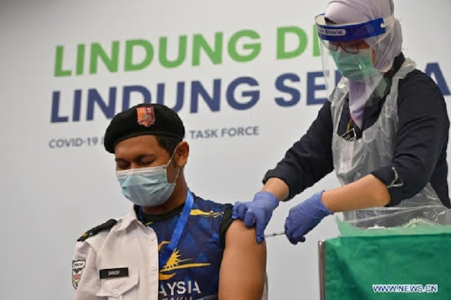 Malaysia Bakal Setop Pakai Vaksin China Sinovac, Beralih Andalkan Pfizer
