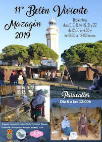 Mazagón - Belén Viviente 2019