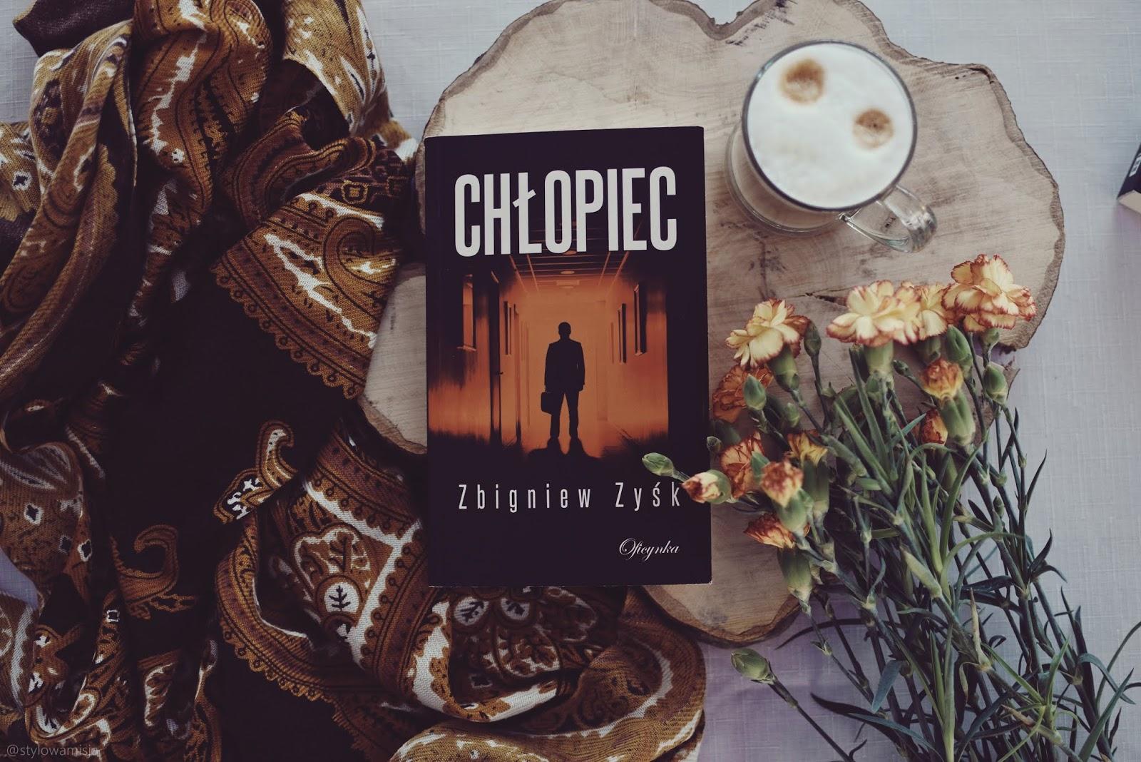 Chłopiec, narkotyki, opowiadanie, recenzja, thriller, WydawnictwoOficynka, ZbigniewZyśk,