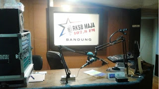 Jingle Radio RKSB Maja FM Bandung