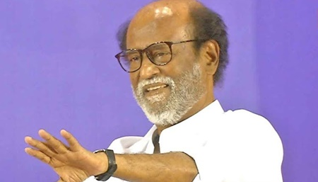 Paths might be different for me & Kamal; But our aim is same to do service: Rajinikanth