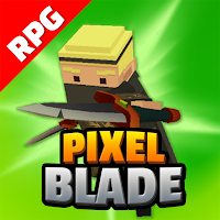 Pixel Blade Arena : Idle action RPG Mod Apk