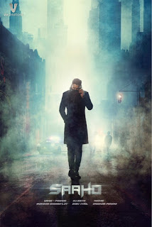Saaho First Look