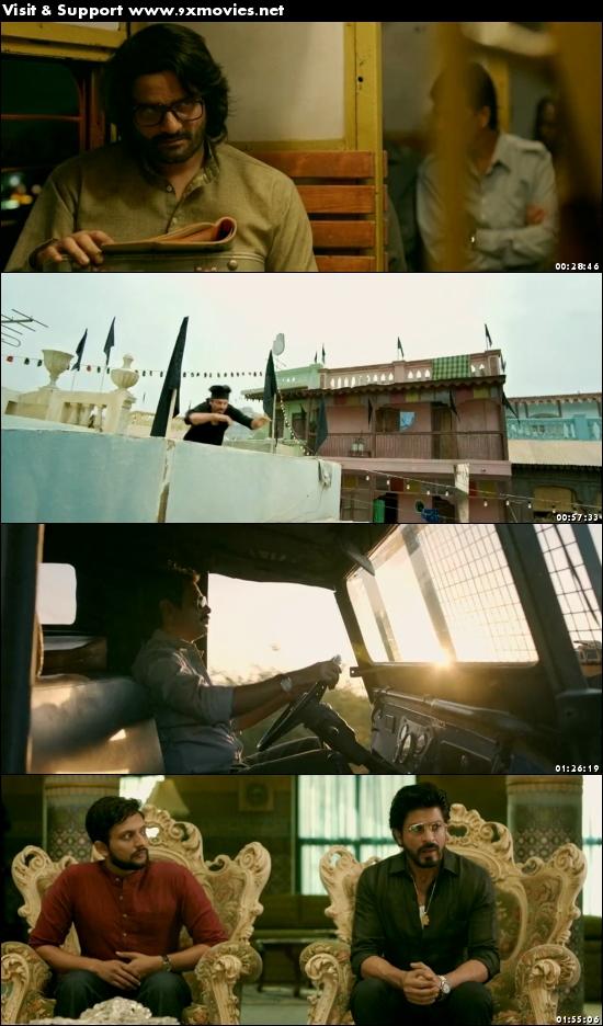 Raees 2017 Hindi 720p BluRay