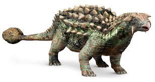 Ankylosaurus dinosaurus paling berbahaya