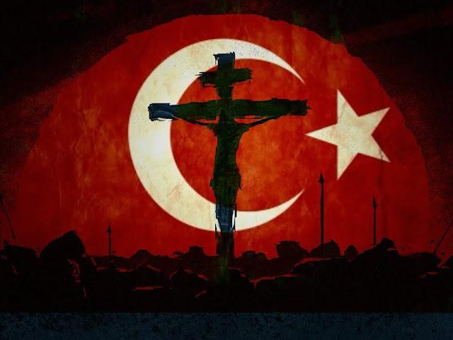 Profanan tumba cristiana en Turquía