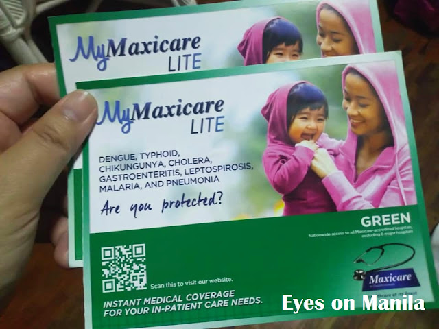 My Maxicare Lite: The Prepaid Health Card for Dengue