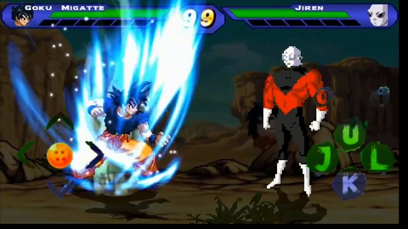 Dragon Ball Ragging Blast Mugen apk Download for Android & iOS