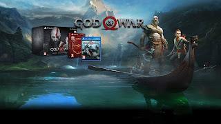 God of War PS Vita Background
