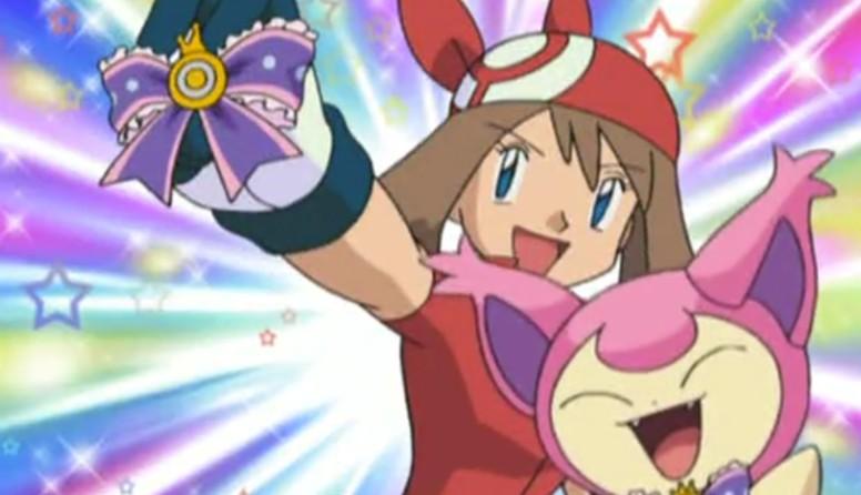 Fita Concurso Pokémon