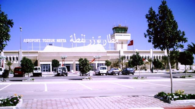 مطار توزر نفطة الدولي Tozeur–Nefta International Airport