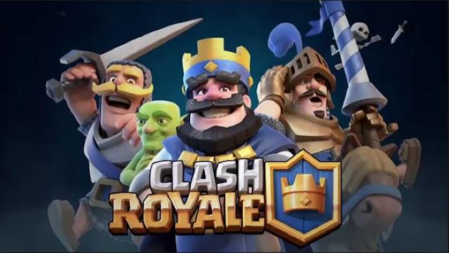 Download Gratis Clash Royale Android Apk Terbaru  v1.3.2