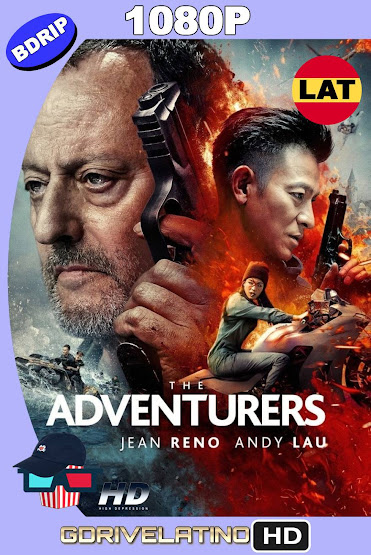Los Aventureros (2017) BDRip 1080p Latino-Ingles MKV