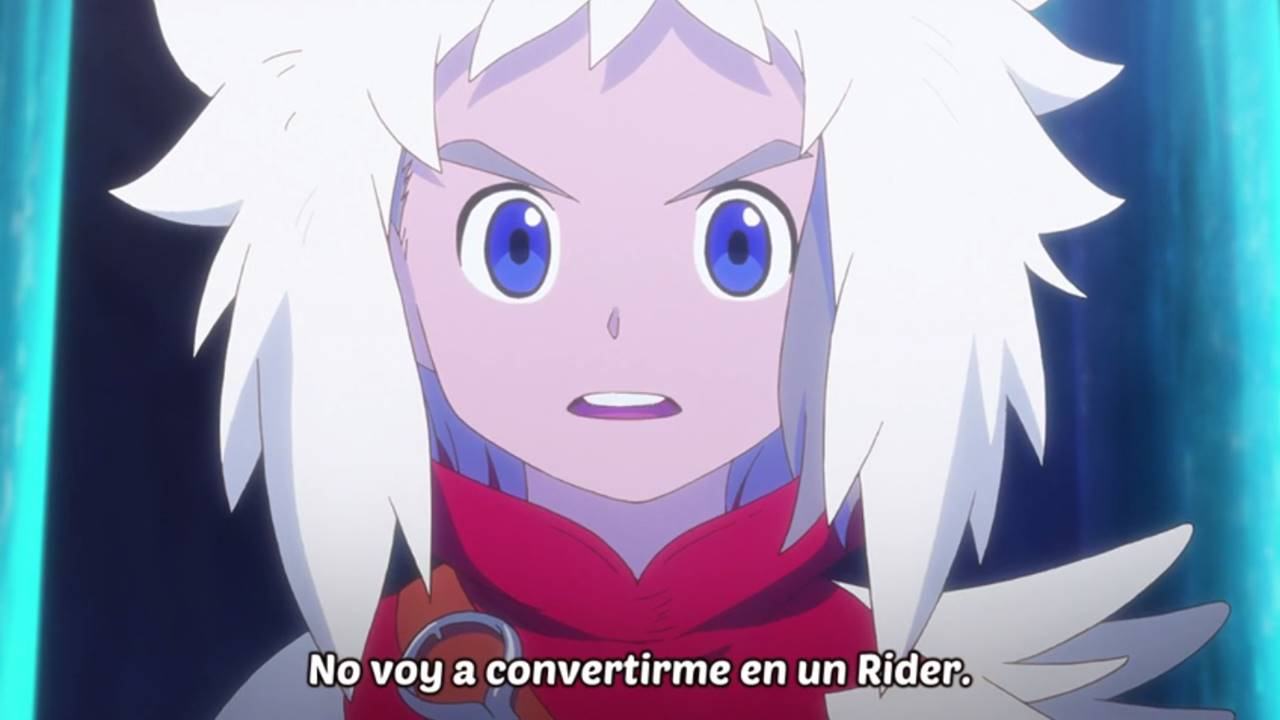 Monster Hunter Stories Ride On cap 9 sub español