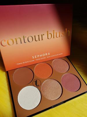 Sephora Collection Contour Blush Spice Market Blush Palette - www.modenmakeup.com