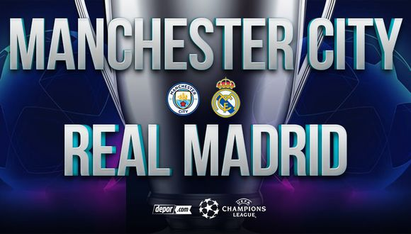 Real Madrid vs Manchester City: Octavos de final de la Champions League