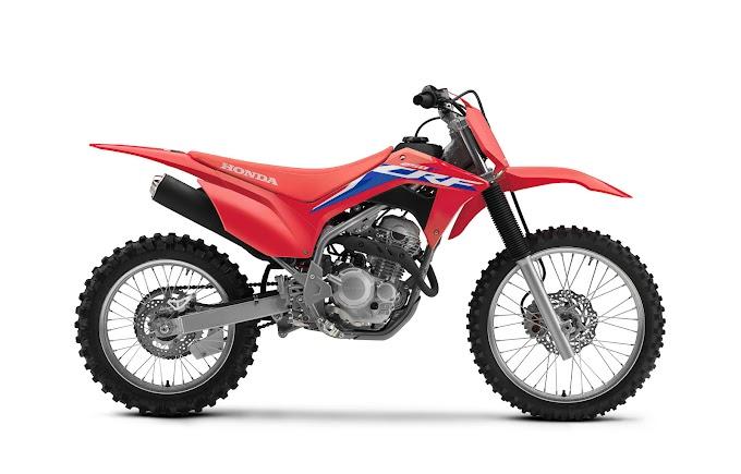 Esta é a nova Honda CRF 250F 2022 e tudo que mudou