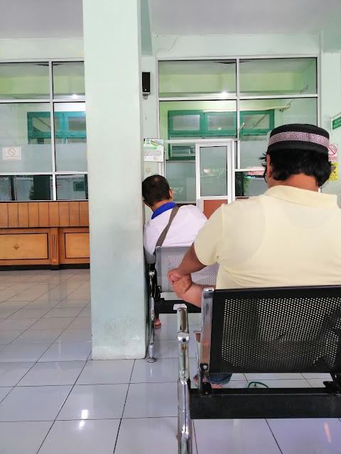 Sebuah rumah sakit di kota Yogyakarta