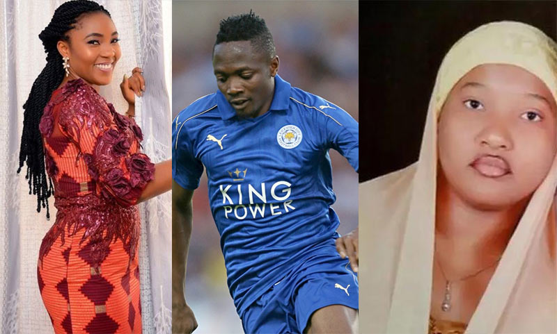See why Ahmed Musa divorced his wife & got married to sidechic