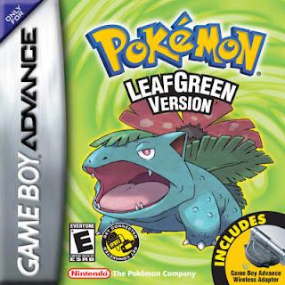 Pokémon Leaf Green ( BR ) [ GBA ]
