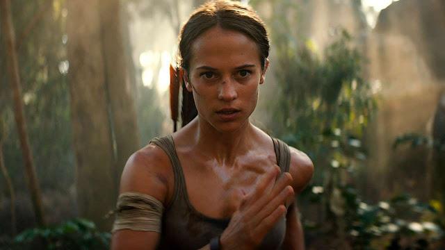Filme | ''Tomb Raider'' já está nos cinemas
