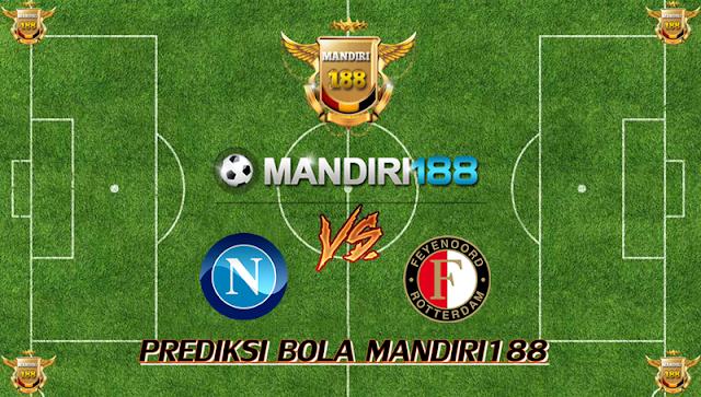 AGEN BOLA - Prediksi Napoli vs Feyenoord 27 September 2017