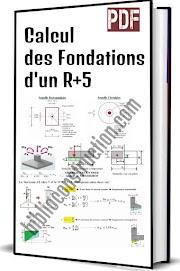 Calcul des Fondations d'un R+5 pdf